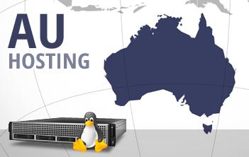 Hosting in Australia